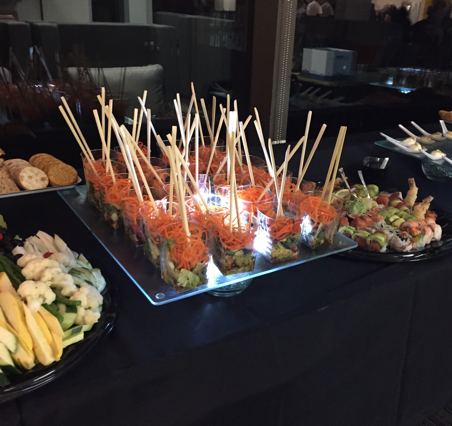 Sunset Cove catering